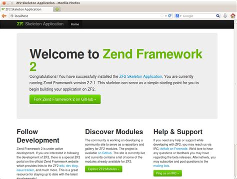 zf2 directory layout zend 2 brijesh mishra