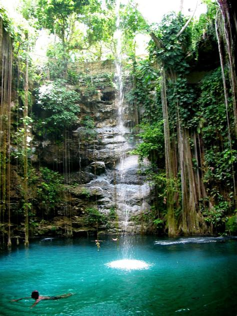 Peninsula de Yucatan, Mexico ? Extreme Tourism With