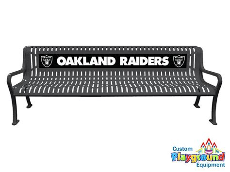 personalized bench 6ft personalized sublimated diamond pattern bench