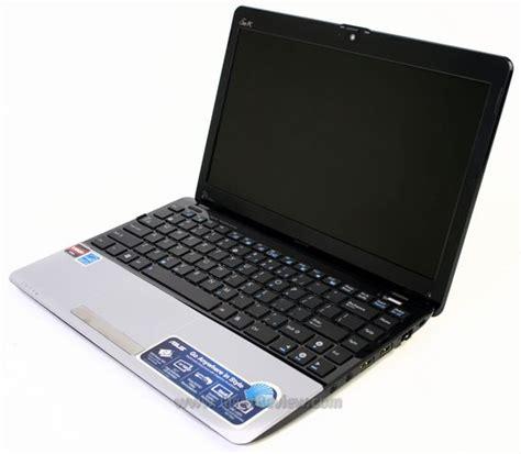 Laptop Asus Amd C 50 review notebook asus 1215b amd ontario c 50 berlayar 12