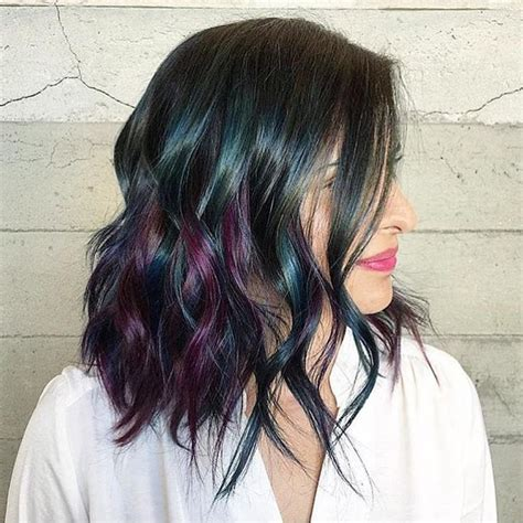 peacock hair color 25 best ideas about peacock hair color on
