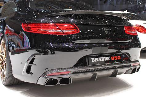 Schnellstes Auto Der Welt 0 200 by Brabus 850 Schnellstes Allrad Coup 233 Der Welt Auf Dem
