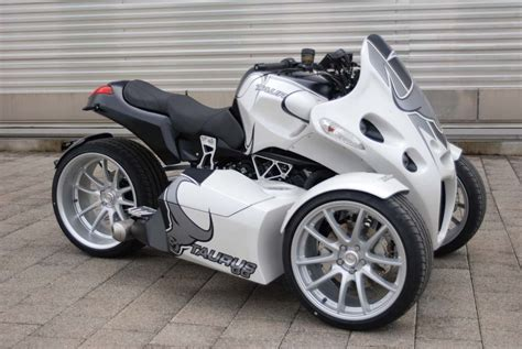 Motorrad Dreirad by Bmw Powered 175hp Trike Gg Taurus Bmw Motorcycle Magazine