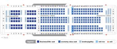 Dc 10 American Airlines Seating Diagram The Airlines