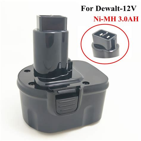12v 3000mah Ni Mh Replacement Power Tool Battery For