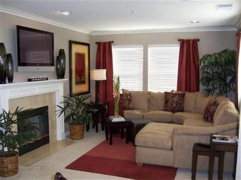 maroon living room living room color scheme tan and maroon living room