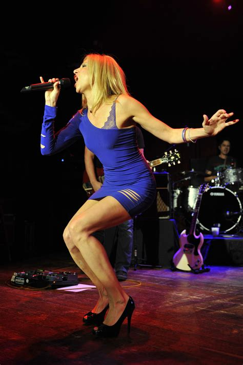 Swety Blus debbie gibson performs at the house of blues