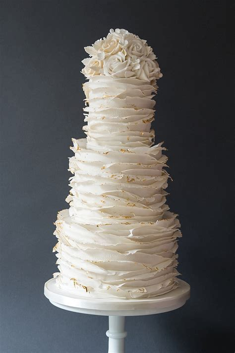 Iced Wedding Cakes From Top UK Wedding Cake Makers RMW The