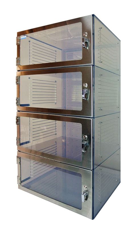 Desiccator Cabinet by Four Door Desiccator Cabinet Static Dissipative Pvc
