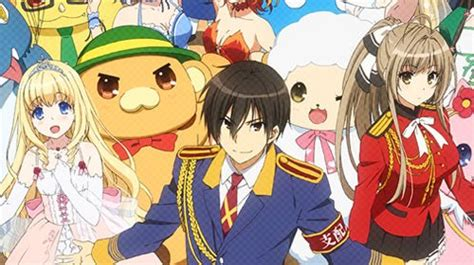 amagi brilliant park october anime release schedule sticky jellyfish