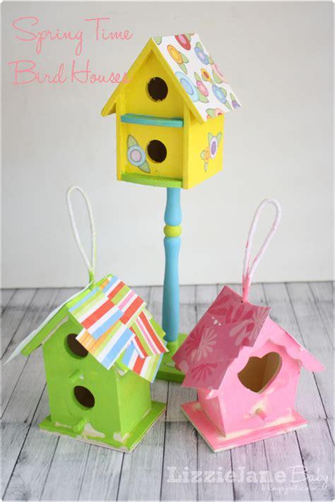 birdhouses crafts time bird houses liz on call
