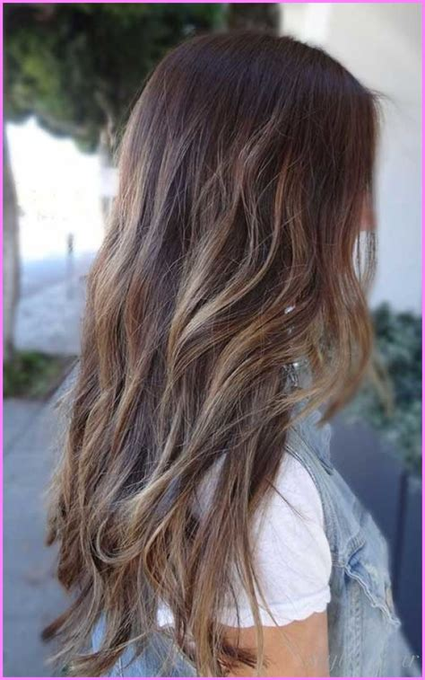 hairstyles blonde and brown streaks light brown hair with blonde streaks stylesstar com