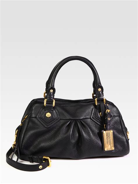 marc by marc classic q baby groovee bag in black lyst