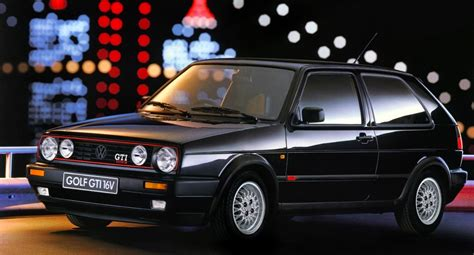 volkswagen golf 1989 january 1990 best selling cars blog