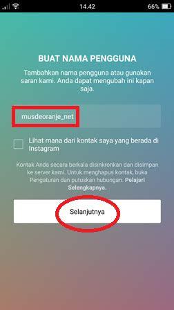membuat akun instagram di hp cara daftar dan buat akun instagram baru di hp