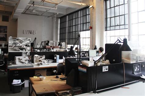 designboom office space steven holl architects studio visit designboom studio
