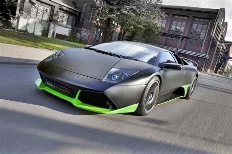 How Fast Can Lamborghinis Go 2011 Edo Competition Lamborghini Murcielago Lp750 Best