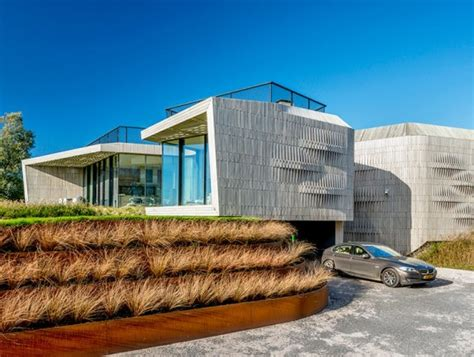 W House by Unstudio S Remote Controllable W I N D House Is The Home