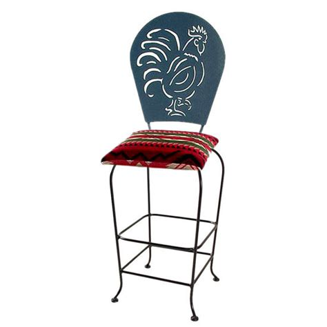Rooster Bar Stools by Bar Stools Rooster Silhouette 49 Overall Height Swivel