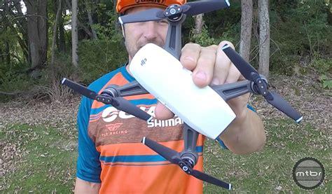 Drone Dji Spark dji spark drone for mountain biking mtbr