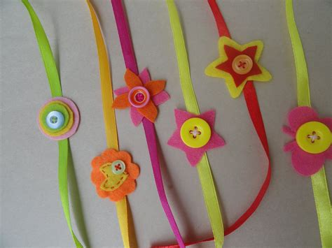 How To Make A Handmade Rakhi - vishesh collections handmade by deepti rakhi cards with