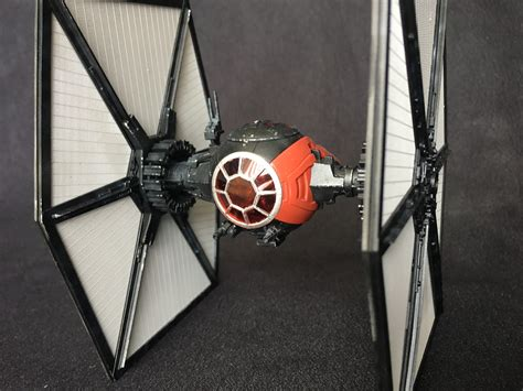 Bandai 172 Wars Order Spesial Forces Tie Fighter order archives cool custom collectibles