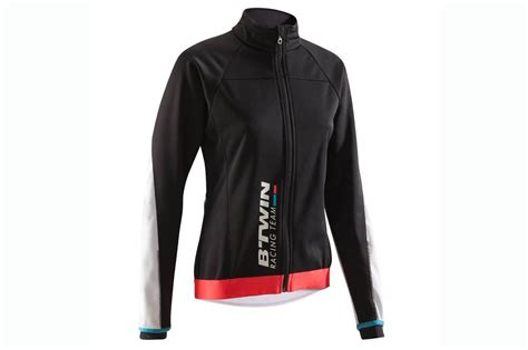 warm cycling jacket b twin 900 women s warm cycling jacket review cycling weekly