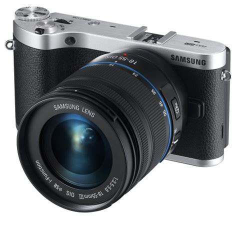 best compact interchangeable lens best buy samsung nx300 203mp cmos smart wifi compact