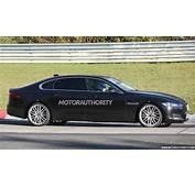 2016 Jaguar XF LWB Spy Shots