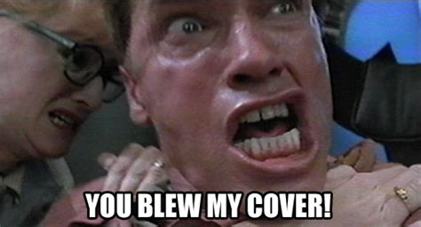 You Blew It Meme - irti funny picture 960 tags blew my cover total