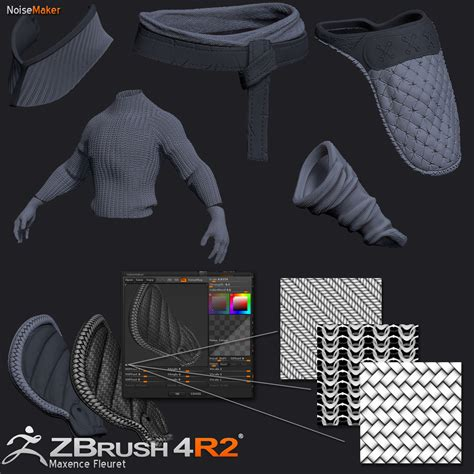 zbrush noise tutorial zbrush 4r2 beta testing by maxence fleuret page 3