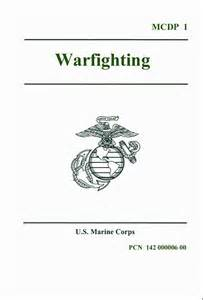 Mcdp 1 Warfighting Book Report warfighting academic support command staff college ay14 15 research guides home at
