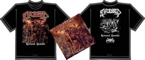 Cd Avulsed X Nicrov Lycanthropic Carnage products sevared records