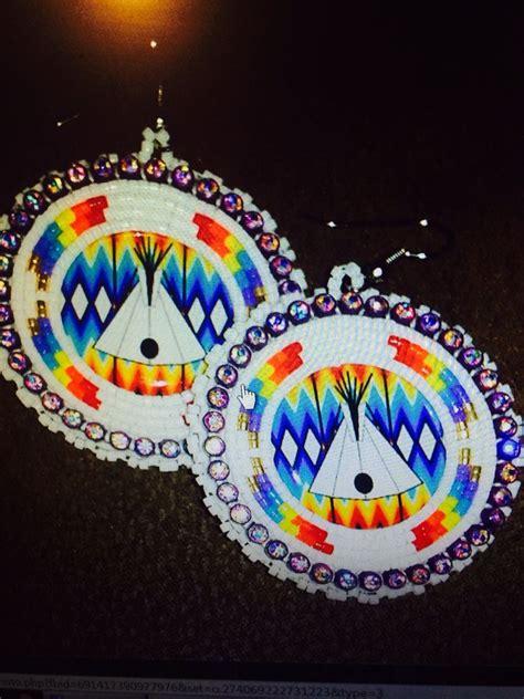 beadwork earrings beaded earrings bead work