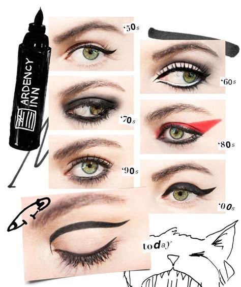 Cara Pakai Eye Liner the tip rock black liquid liner rock roll the