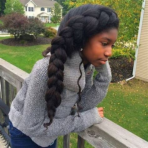 thick hair inspiration black hair information