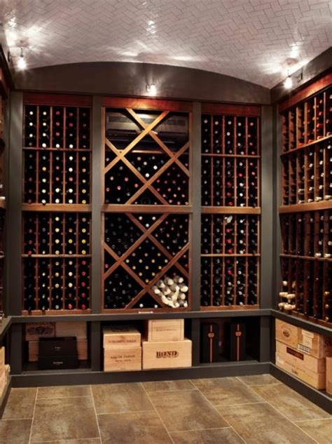 new wine cellar beautiful homes design