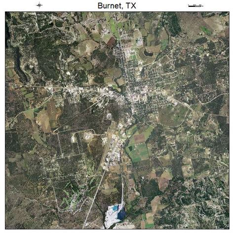map of burnet texas aerial photography map of burnet tx texas