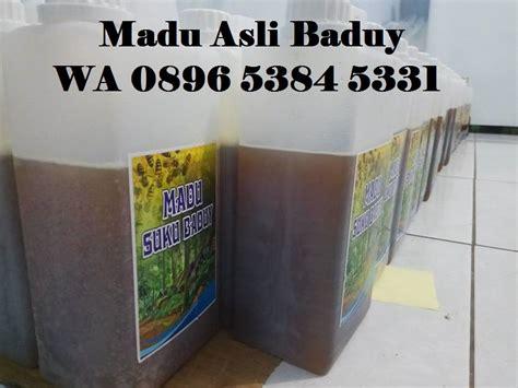 Jual Madu Hutan by Promo Wa 0896 5384 5331 Jual Madu Hutan Riau Jual Madu