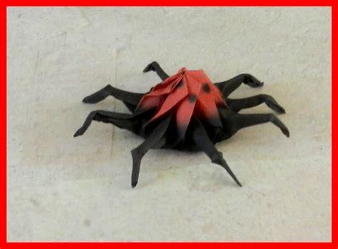 Origami Spider Diagram - origami spider the home of craft