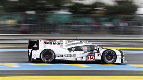 Le Mans Porsche by Porsche Remporte Les 24 Heures Du Mans 2015 Pilote De Course