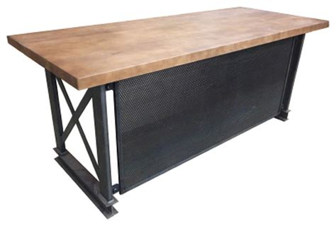 industrial desk l the industrial carruca office desk l shape industrial