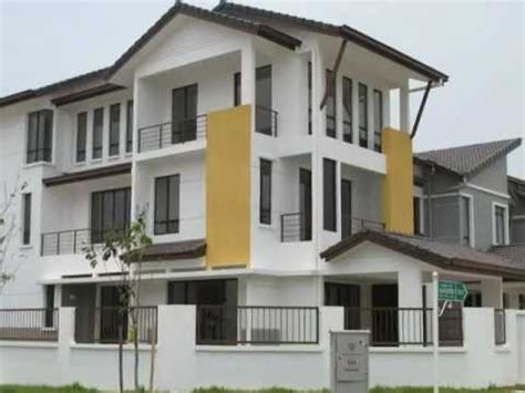 3 storey terrace house design denai alam verdania design 2 3 storey terrace houses