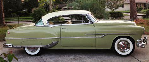 1953 Pontiac Catalina 2Dr Hardtop