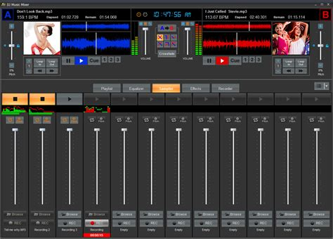 convexsoft dj audio mixer image full featured dj and beat download dj music mixer free trial it is a full featured
