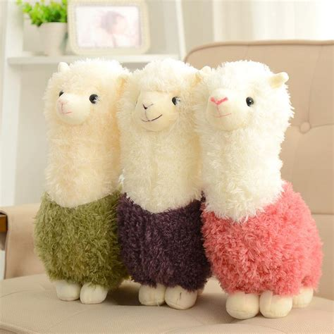 discount 35cm alpaca plush toy cutest small soft toys