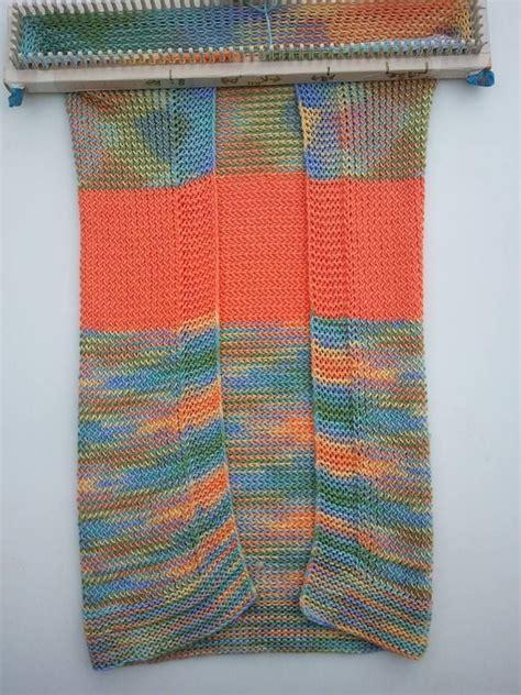how to loom knit a blanket best 25 loom knitting blanket ideas on