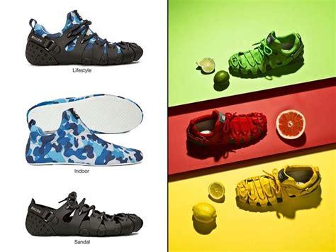 ki design ki ecobe footwear 187 retail design blog
