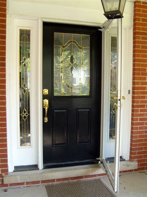 Home Depot Interior Glass Doors painting the front door home baked