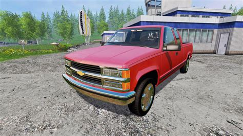 4 5 6 chevy trucks chevrolet silverado 1996 for farming simulator 2015